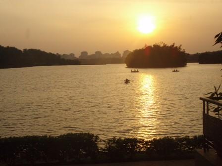 Putrajaya lakeview