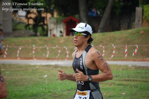 Shahrom Abdullah - Powerbar Team Elite