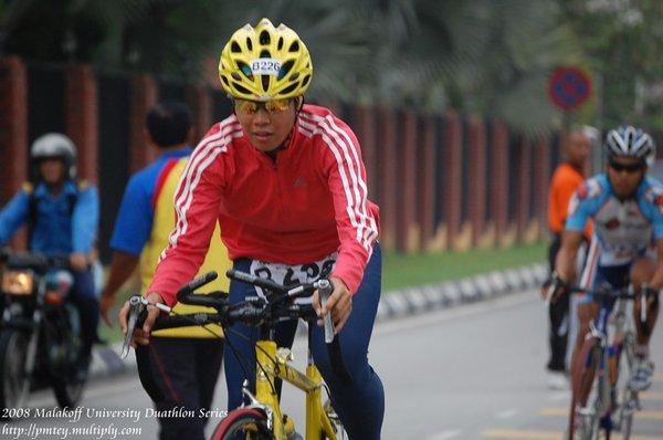 missjewelz on d bike