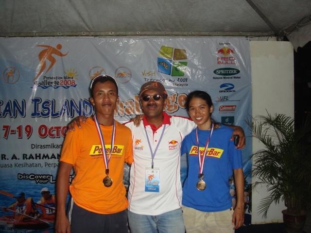 Starkst and Malaysia's number 1 MC brother Razlan !