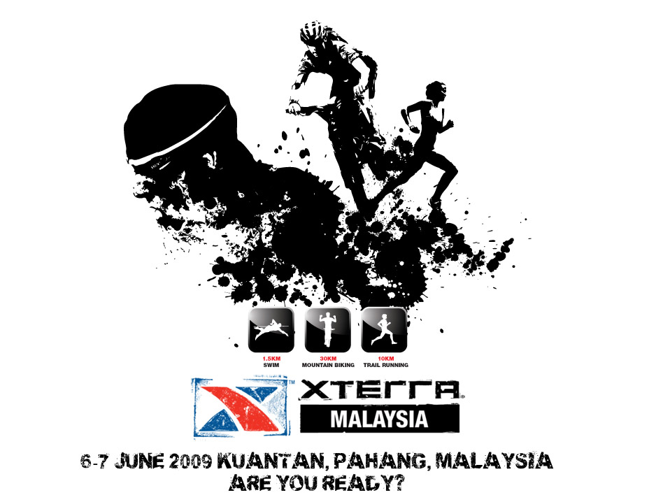 Xterra coming to town!