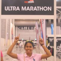 Sundown Ultramarathon 2011 - and running it for charity