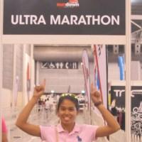 Sundown Ultramarathon 2011 - and running it for charity