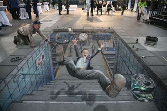 falling_down_stairs_sidewalk_illusion