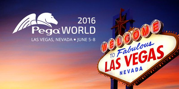 Pega World Las Vegas 2016