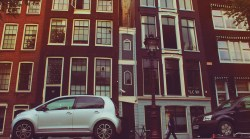 The narrowest house of Amsterdam