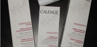 Review Caudalie Vinosource Serie