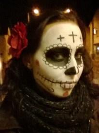 Sugar Skull - Front