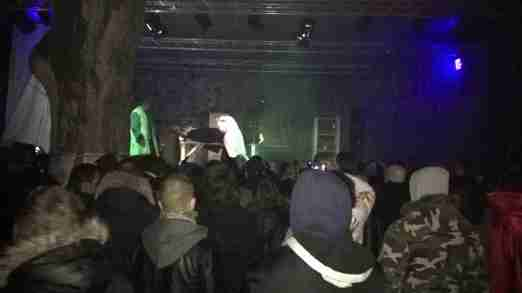 Frankenstein Bühnen-Show