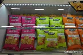 Noch mehr Veggie-Chips!