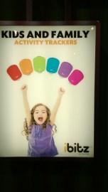 iBitz richtet sich an Kinder als Zielgruppe. Der Fitness Tracker soll sie dazu animieren, sich mehr zu bewegen.