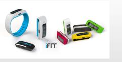 iFit Active Tracker / Quelle:www.ifit.com