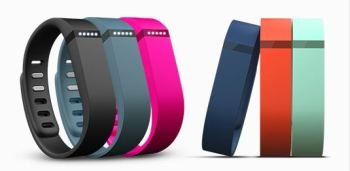 Farbauswahl fitbit Flex