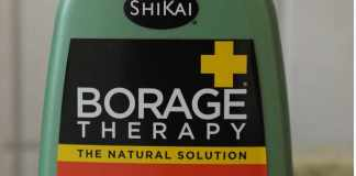 Review Shikai Borage Therapy