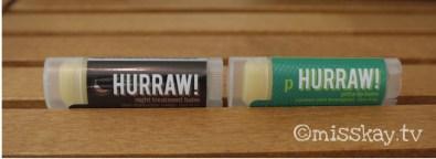 Review Hurraw! Lip Balm