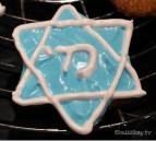 Paleo Lebkuchen-Stern Shalom Glutenfrei
