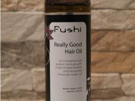 Fushi Really Good Hair Oil