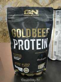 Beef Proteinpulver von GN