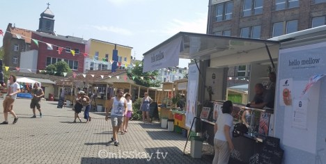 Sunday Urban Club Street Food Festival Offenbach
