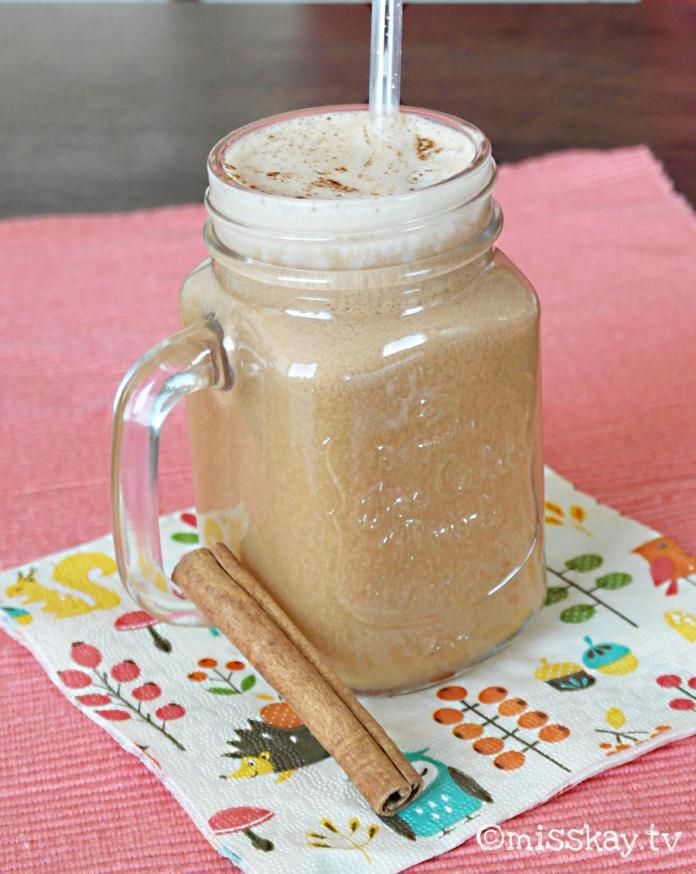 Vanilla Chai Latte (Paleo AIP/Vegan)