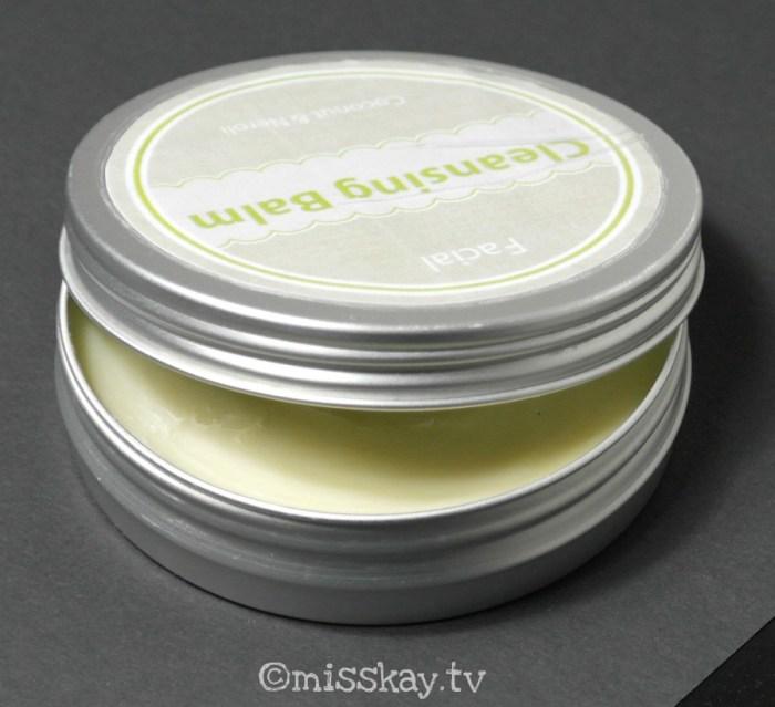 DIY Kokos & Neroli Reinigungsbutter zum Abschminken