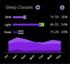 Sleep Classes Emfit QS