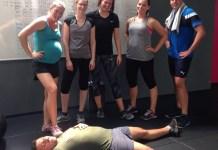 Crossfit Workouts in der Schwangerschaft - 19. Woche