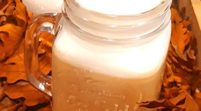 Ahorn Rooibos Tee Latte