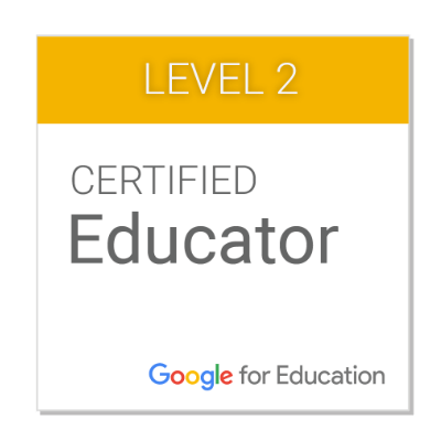 Goole Level 2 Certified Educator