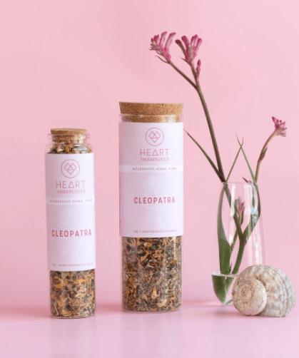 Heart Therapeutics Cleopatra Tea Blend