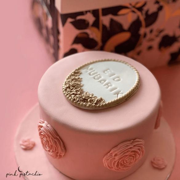 Pink Pistachio