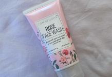 Conatural Rose Face Wash