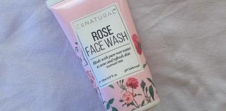 Conatural Rose Face Wash