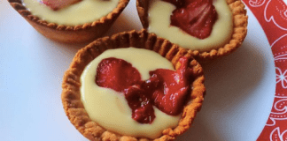 keto custard tarts recipe