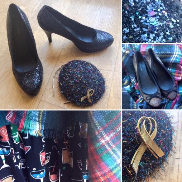 Miss Kittenheel vintage plussize style GermanCurves Schwung 2016 NYE LindyBop Audrey