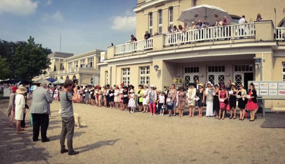 misskittenheel vintage plussize pinup ladiesday 2016 rennclub krefeld galopprennen 10