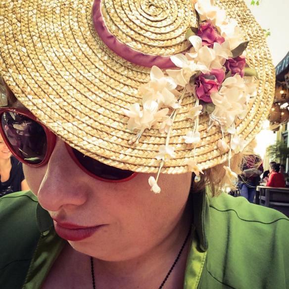 misskittenheel pinupgirclothing pinupcoture veronica green frolleinvonsofa hat vintage plussize pinup 01