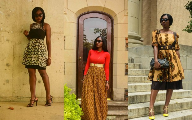 how to wear african print 2015 lajalights (1)
