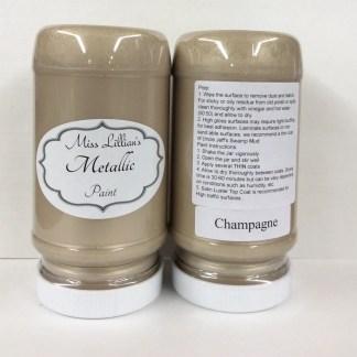Metallic Paint - Champagne