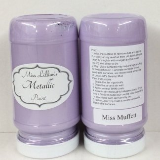Metallic Paint - Miss Muffett