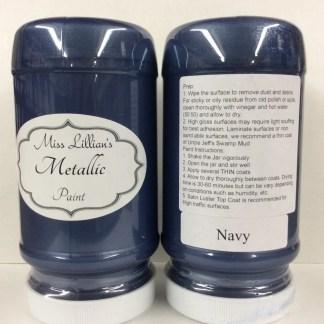 Metallic Paint - Navy