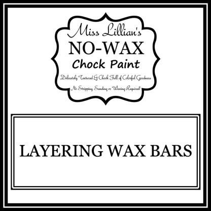 Miss Lillians Layering Wax