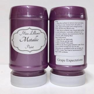Metallic Paint - Grape Expectations