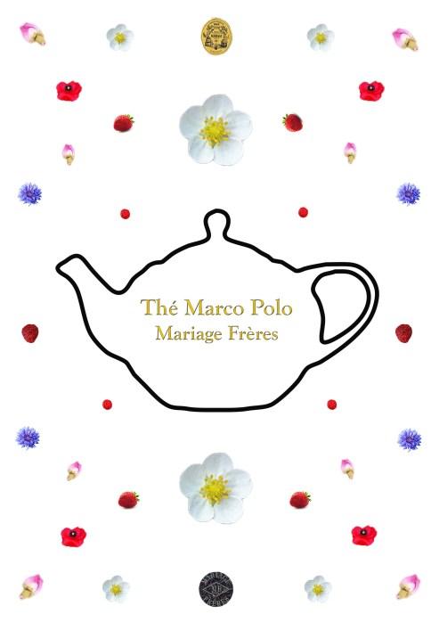 Thé Marco Polo Mariage Frères-Récupéré