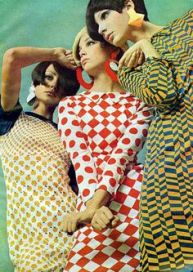 Pop art dresses