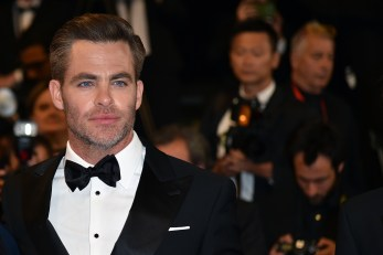 """Chris Pine for the film """"Hell or High Water"""""""