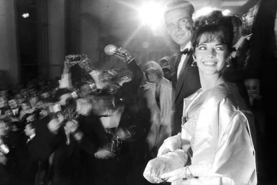 Natalie Wood and Warren Beatty 1962