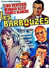 """Les barbouzes"" directed by Georges Lautner in 1964,"