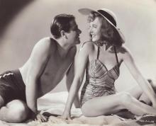 Robert Cummings & Jean Arthur