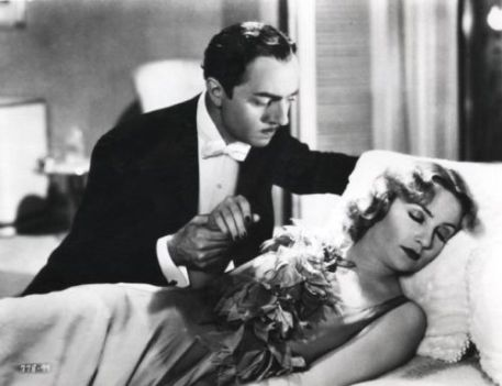 William Powell and Carole Lombard in My Man Godfrey